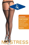 Fishnet French Cut Pantyhose