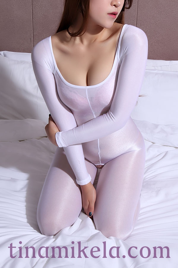 Nylon Bodywear Wide Open