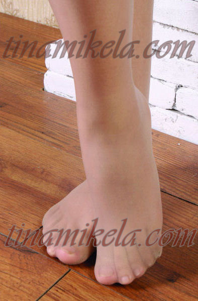 Unisex Sheer to Waist Pantyhose