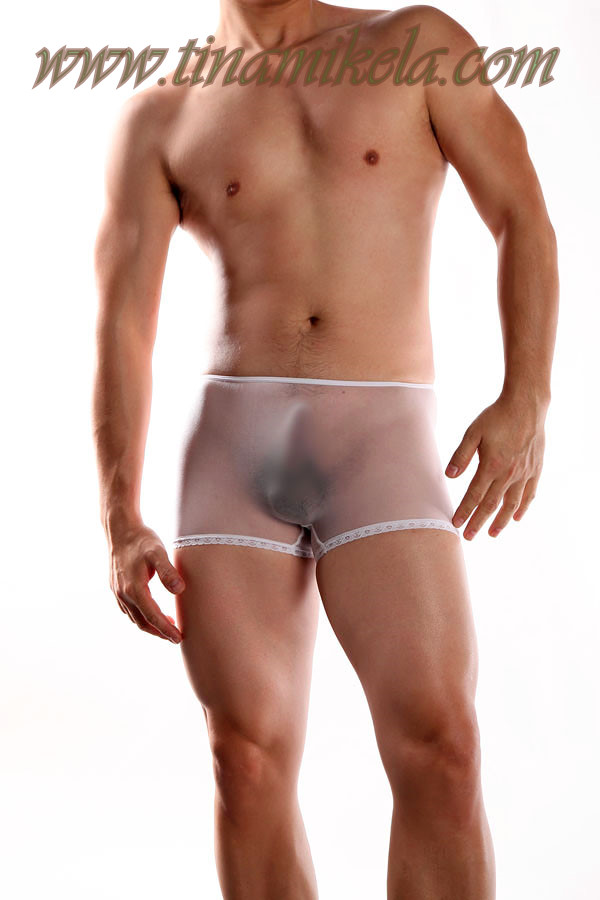 Unisex All Sheer Briefs