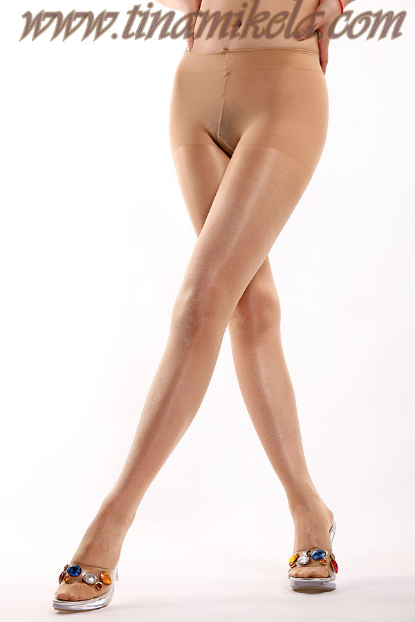 Flash Silk Shine Pantyhose - 1