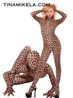 Full Body Cat Suit