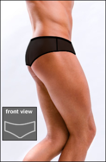 Comfilon Low Cut Briefs
