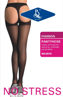 French Cut Pantyhose